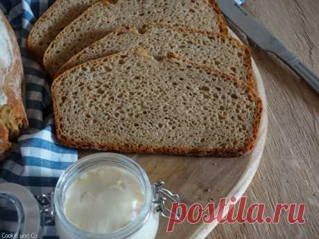 Чистый хлеб из полбы: просто и вкусно