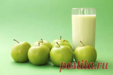 Диета на яблоках и кефире: отзывы и результаты   Poudre.ru