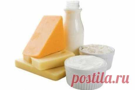 Польза молочных продуктов для лица, рук и тела — Мегаздоров