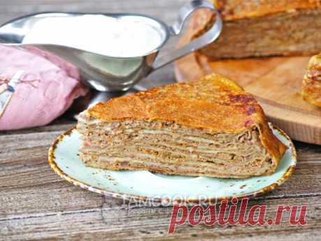Пироги — подборка рецептов с фото и видео
