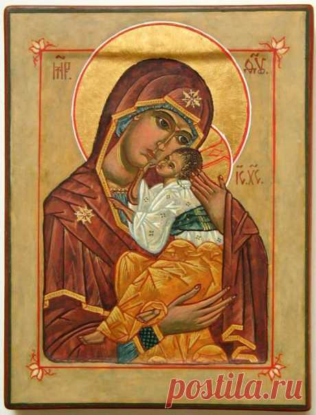 Icon of the Mother of God Murom, Kazan, Vladimir: description, photo
