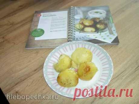 Картофель с розмарином (медленноварка) Неочищенный картофель вымыть, оставить влажным. Положить в керамическую чашу МВ. Добавить масло, чеснок слегка раздавить, (не чистить. ) добавить соль, перец и розмарин. Все перемешать. Закрыть крышкой и поставить на режим HIGH на 3-3, 5 часа. Блюдо рассчитано на Время приготовления: Программа приго