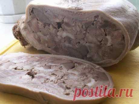 Как приготовить свиной желудок
