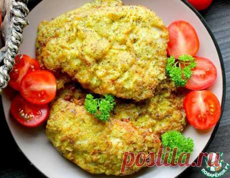 Отбивные в пикантном кляре – кулинарный рецепт