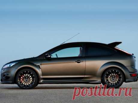Ford Focus RS500 -2011 и сегодня