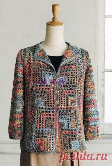 1614 - жакети, блейзери, кардігани - В'язання для жінок - Каталог статей - Md.Crochet