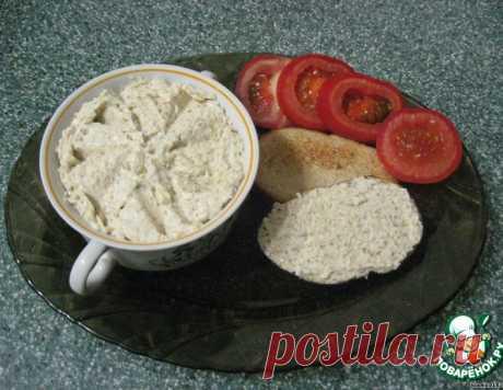 Бутербродная масса – кулинарный рецепт