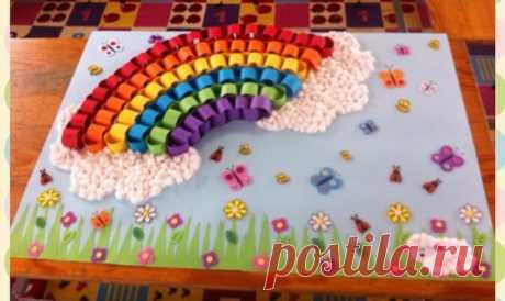 Весенние поделки в детский сад. Идеи для воспитателей и детей.