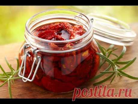 """Вяленые томаты по """"Итальянски"""""""
