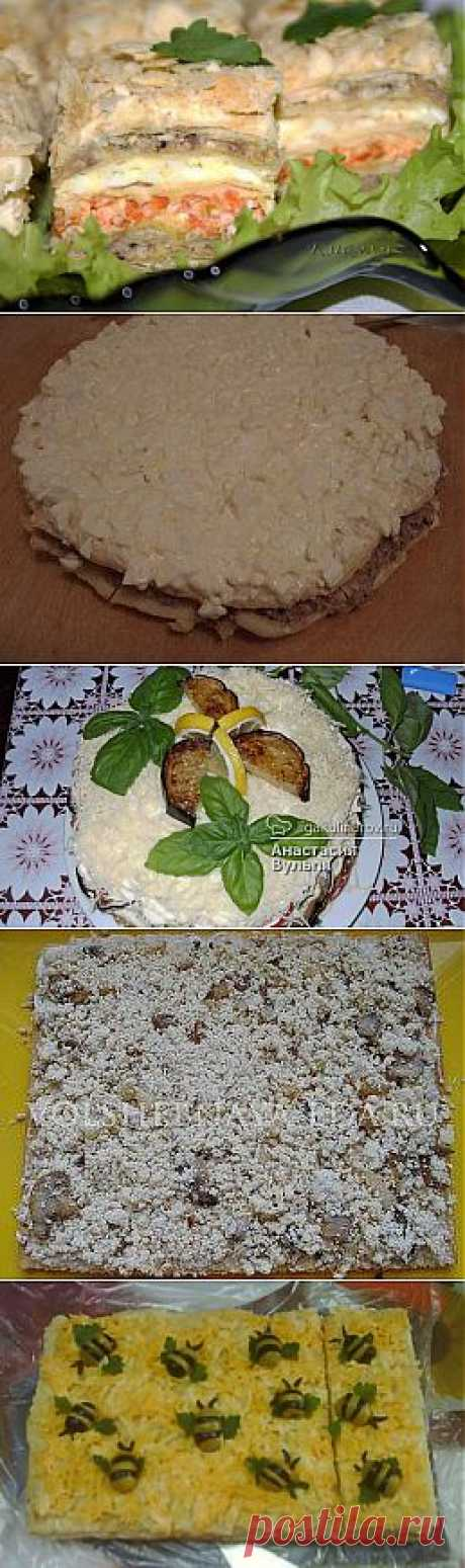 Начинка для закусочного «Наполеона»: несколько рецептов