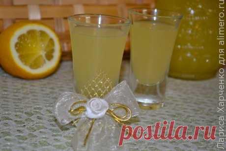 Лимончелло в домашних условиях - экспресс-рецепт