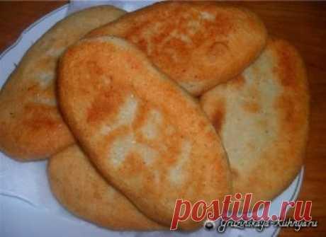 Мчади - одно из основных блюд грузинской кухни
