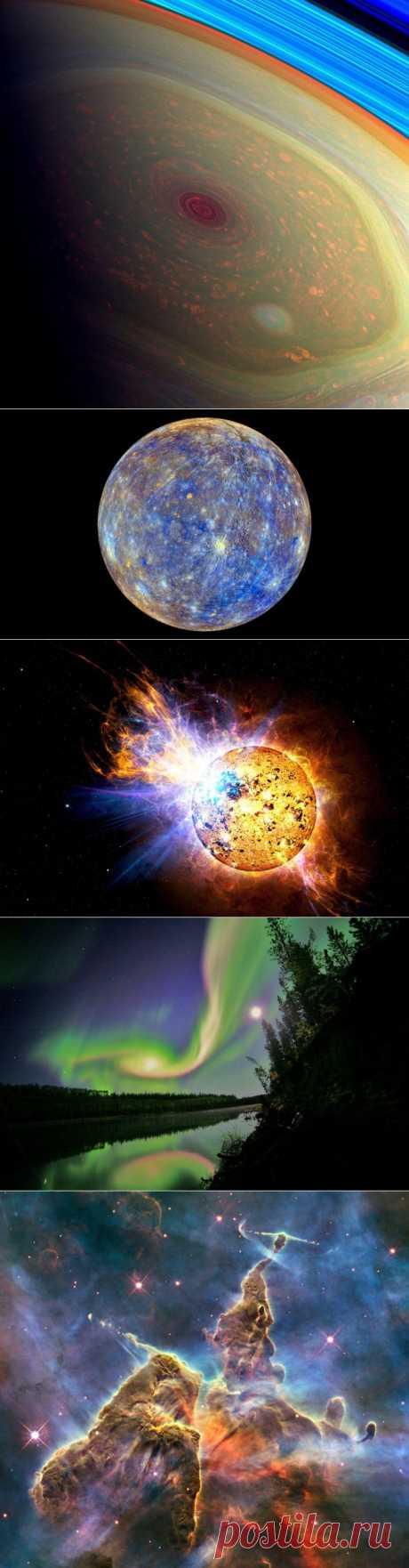 Поразительные космические фотографии, вдохновившиесоздателей сериала «Космос» | Наука и техника
