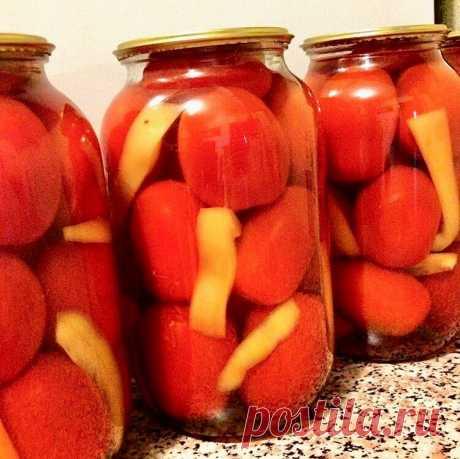 Почти все помидоры закатываю по этому рецепту | ВсегдаГотово! | Яндекс Дзен
