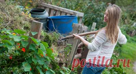 Как сделать на даче компост? | Журнал Домашний очаг