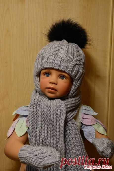 Комплект для мальчика (зима) - Вязание - Страна Мам