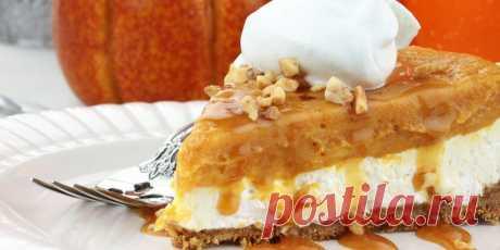 10 вкуснейших тыквенных пирогов, в том числе от Джейми Оливера Начинку из тыквы идеально дополнят шоколад, орехи, апельсиновая глазурь, творог и не только.