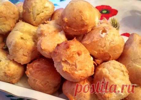 (1) Профитроли для торта крокембуш Автор рецепта Мария - Cookpad