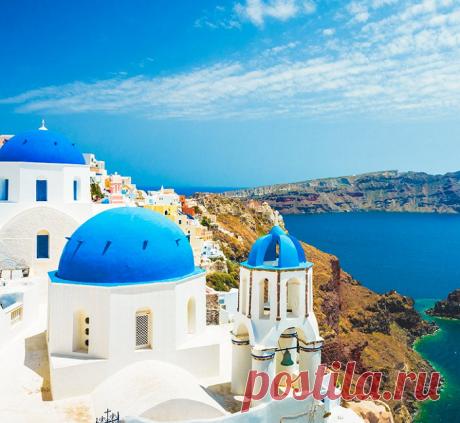 10 самых важных туристических достопримечательностей Греции   Удивительное путешествие   Яндекс Дзен