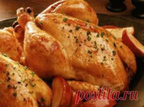 Курица с айвой – рецепт