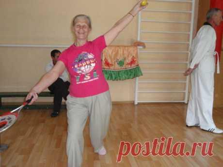 Зина Стоптухова