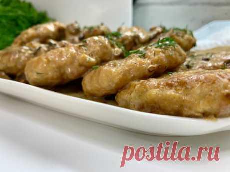 Сочные и вкусные куриные котлеты по-селянски   NE_кухарка   Пульс Mail.ru