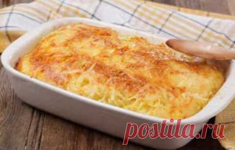 Recipes of vermishelevy baked pudding with forcemeat: secrets of the choice of ingredients