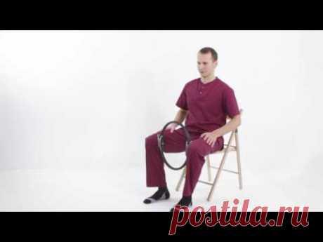 Упражнения для восстановления коленного сустава при болевом синдроме или артрозе (arthrosis)