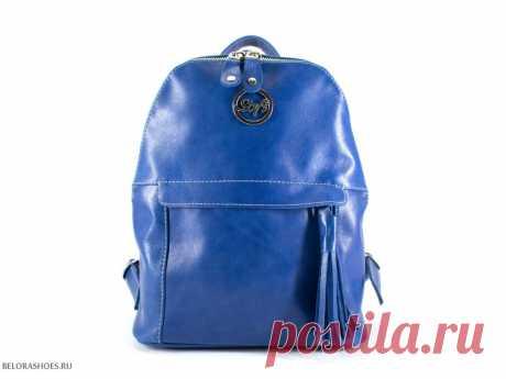 Сумка-рюкзак Лара Небольшой женский рюкзак с одним центральным отделением