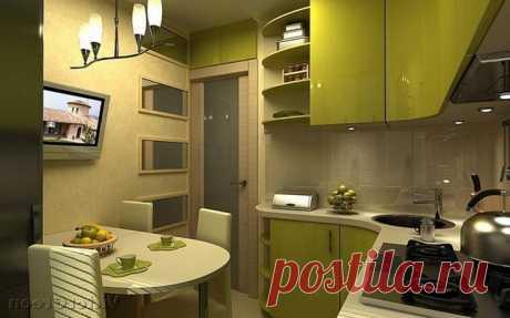 дизайн маленькой кухни в хрущевке с холодильником: 13 тыс изображений найдено в Яндекс.Картинках