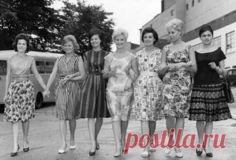 Как мы одевались в 70-х. Времена СССР | Офигенная