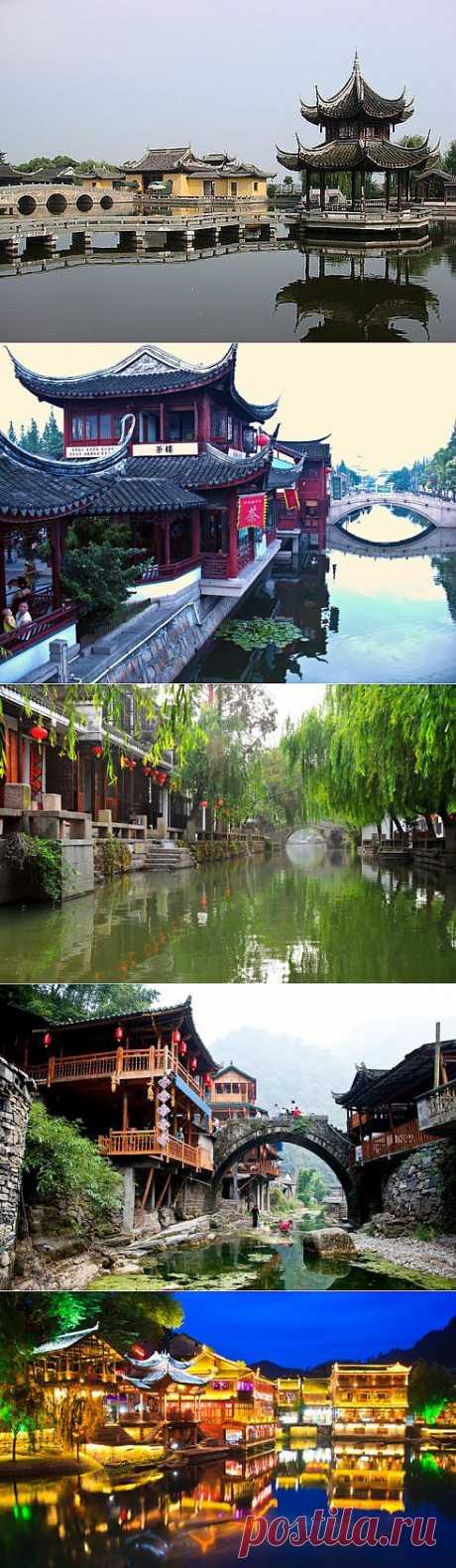 Венеция в китайском стиле | НАУКА И ЖИЗНЬ