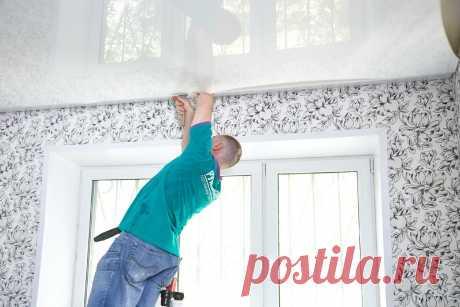 Какой потолок лучше сделать в квартире | РумЭксперт - натяжные потолки | Яндекс Дзен