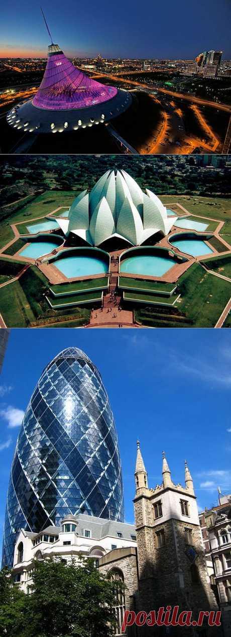 Шедевры современной архитектуры | Fresher - Лучшее из Рунета за день