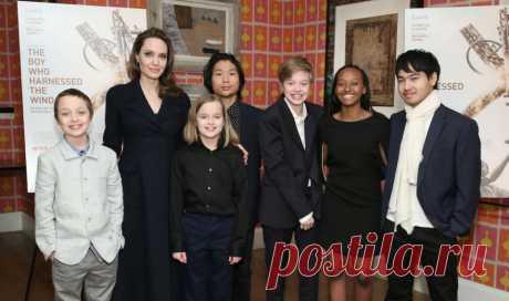 СМИ: Анджелина Джоли хочет вернуть Брэда Питта   Glamour.ru