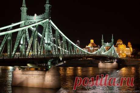 night_in_city: Будапешт.
