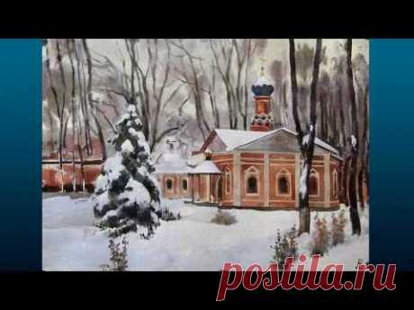 Москва. Монастыри Москвы