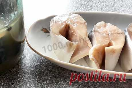 Малосольная скумбрия в домашних условиях рецепт с фото пошагово и видео - 1000.menu