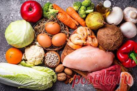 Полный список продуктов для правильного питания. Ешьте их, чтобы похудеть   SimpleSlim