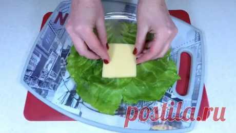 Капустные конвертики с сыром в панировке: нежные, сочные, вкусные - Вкусные рецепты - медиаплатформа МирТесен