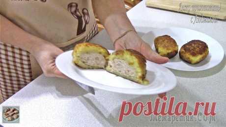 Колдуны по-белорусски без муки и яиц