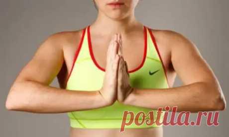 5 эффективных упражнений для красивых рук - Уголок хозяйки - медиаплатформа МирТесен