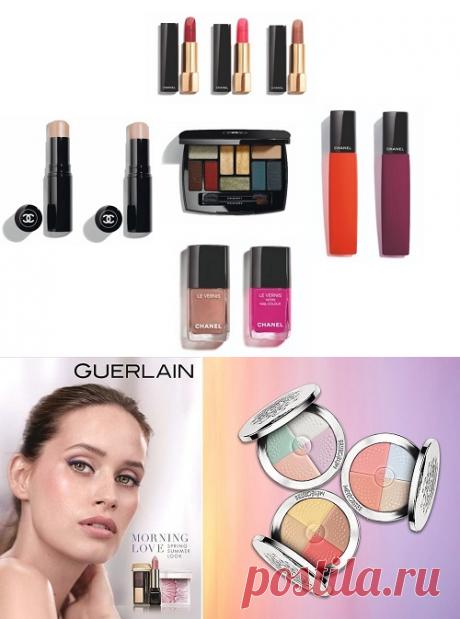 Весенние коллекции макияжа 2019: обзор лимиток + фото свотчи