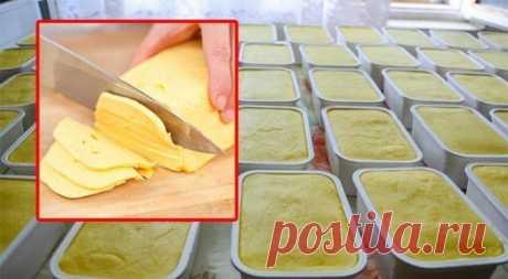 Домашний и натуральный: Этот сыр намного дешевле и полезней чем покупной!