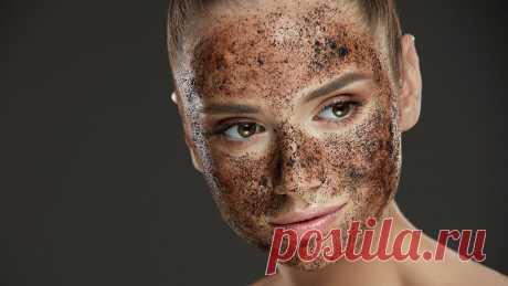 Кофейная маска для лица с невероятным эффектом омоложения. | МажуКожу | Яндекс Дзен