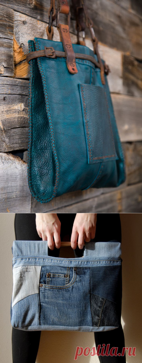Patterns and ideas of simple bags and backpacks \/ Bag, clutches, suitcases \/ Second Street