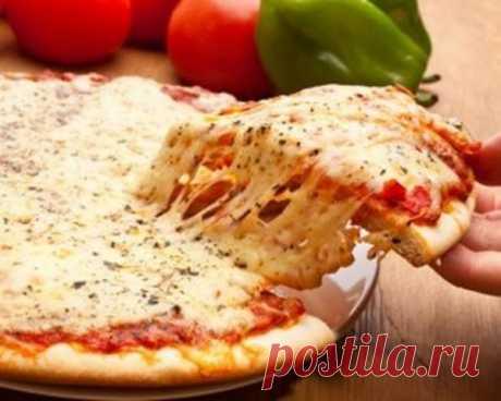 Быстрая пицца - Пошаговый рецепт с фото своими руками Быстрая пицца - Простой пошаговый рецепт приготовления в домашних условиях с фото. Быстрая пицца - Состав, калорийность и ингредиенти вкусного рецепта.