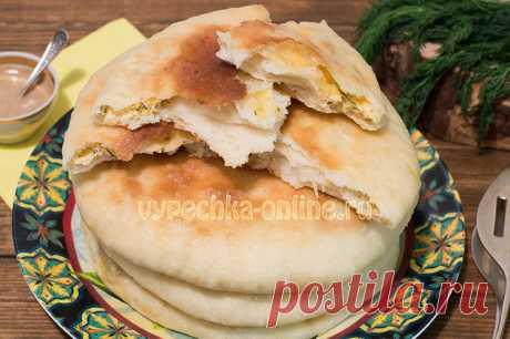 ✔️Хачапури с сыром рецепт с фото в духовке из дрожжевого теста