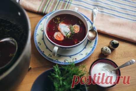 Горячий свекольник - пошаговый рецепт с фото - как приготовить - ингредиенты, состав, время приготовления - Дети Mail.Ru