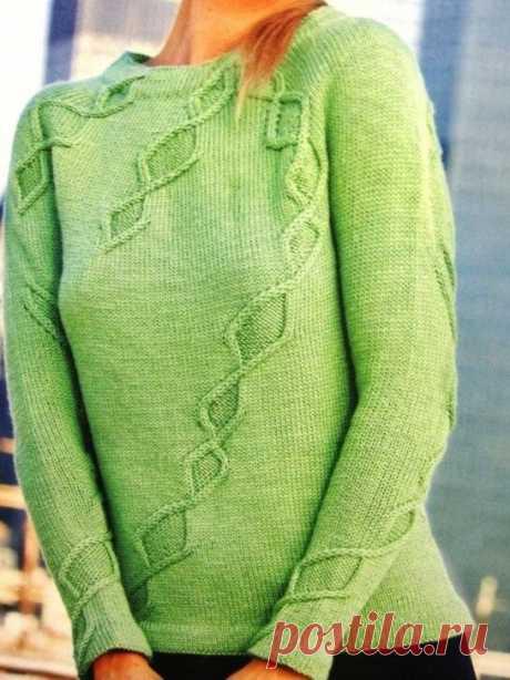 Модели спицами весна-лето от ведущих дизайнеров. Ажурные кофточки, стильные пуловеры, кардиганы, свитеры и другие модели. | Ирина СНежная & Вязание | Яндекс Дзен